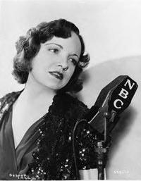 Betty Garde plays Belle on Lorenzo Jones
