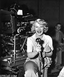 Betty Hutton, one of many guest performers on Command Performance