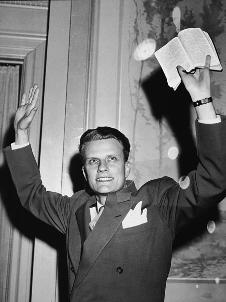 Billy Graham 1958