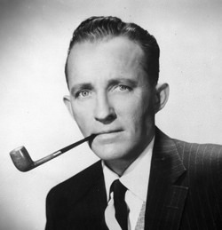 Bing Crosby & Pipe