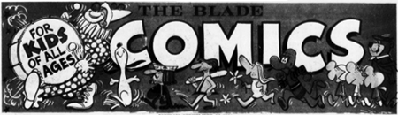 Blade Comics