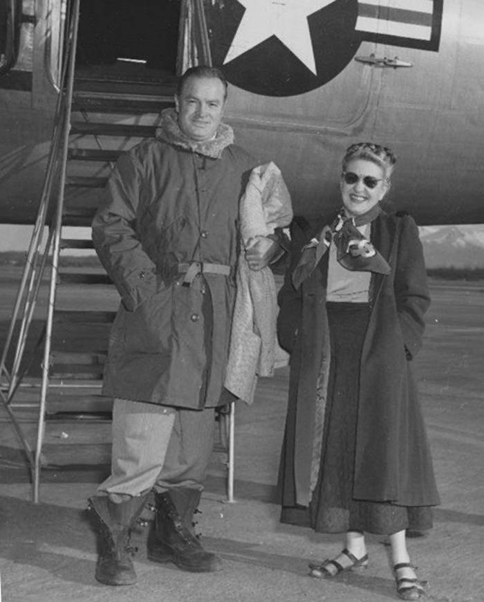 Bob Hope Airplane