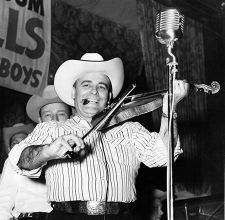 Bob Wills Fiddlin