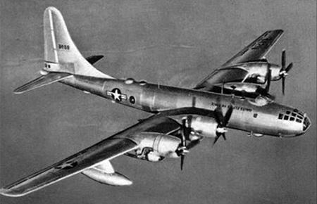 1949 Boeing B50