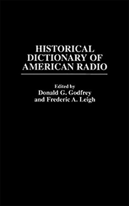 Historical Dictionary American Radio