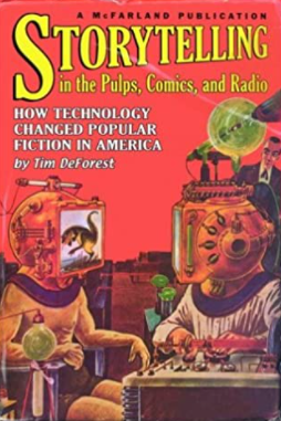 Storytelling in the Pulps
