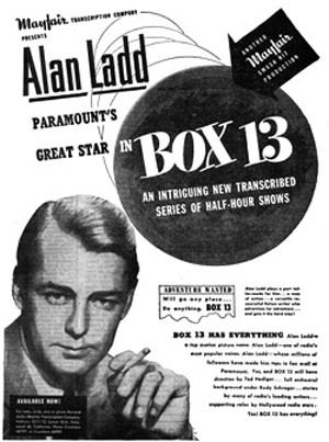 Box 13 Ad