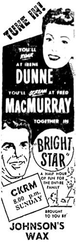 Bright Star Ad