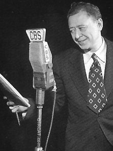 Broadway is my Bear old time radio show