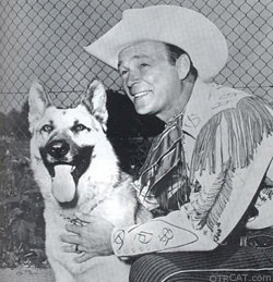 Roy Rogers and Bullet