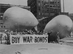 Buy War Bonds Rally
