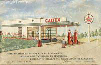 Caltex, sponsor of Address Unknown