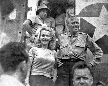 Jack Benny Carole Landis