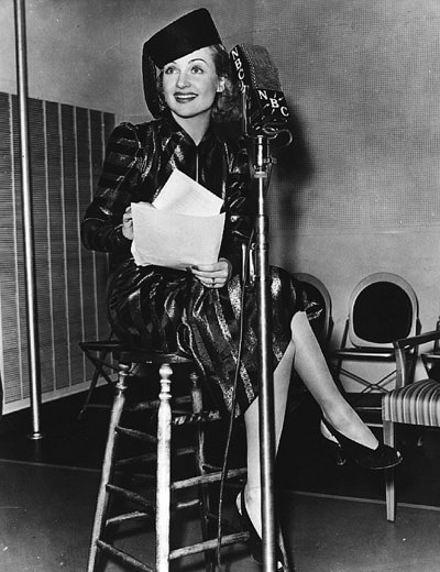 Carole Lombard on the Radio