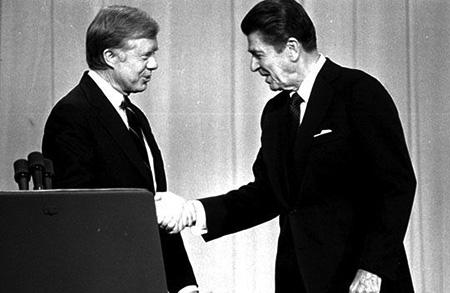 Carter-Reagan Debate