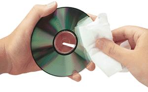 Clean CD