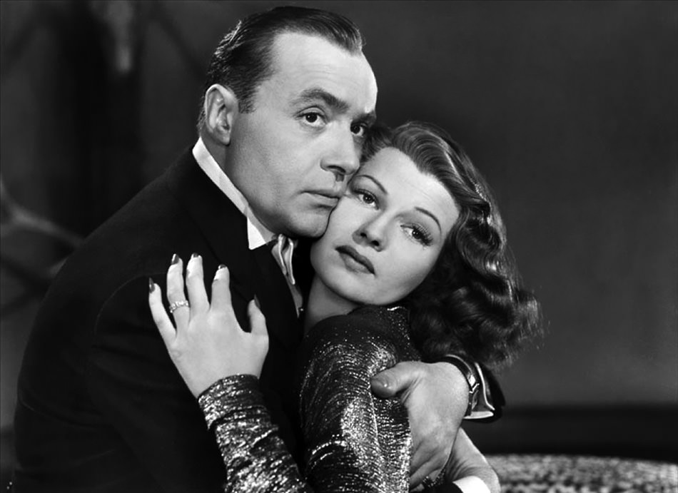 Charles Boyer and Ginger Rogers