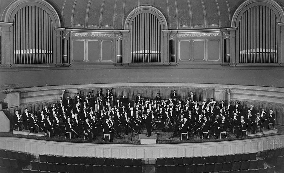 Chicago Symphony 1955