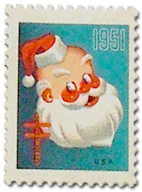 Christmas Seals 1951