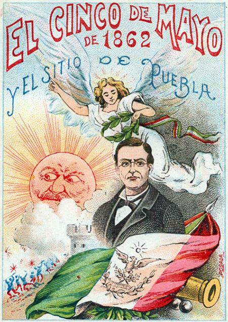 Cinco De Mayo 1901