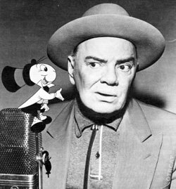 Cliff Edwards played the voice of Jiminy Cricket