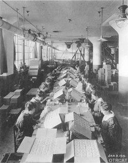 Colgate Factory
