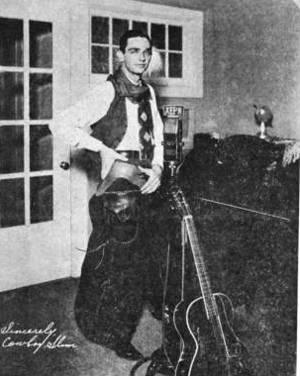 Cowboy Slim Reinhart