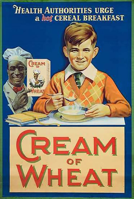 Cream of Wheat 1940s