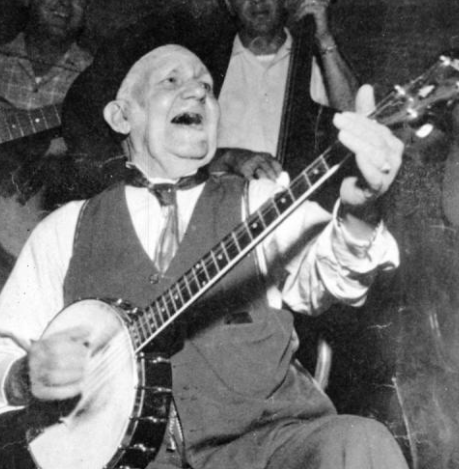 Dave Macon, vaudeville, minstrel, and early performer of Opry