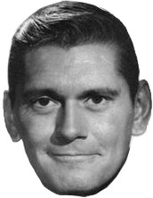 Dick York Face