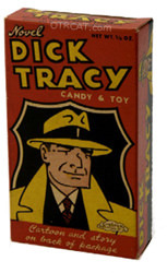 Dick Tracy Candy