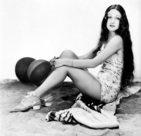 Dorothy Lamour Jungle