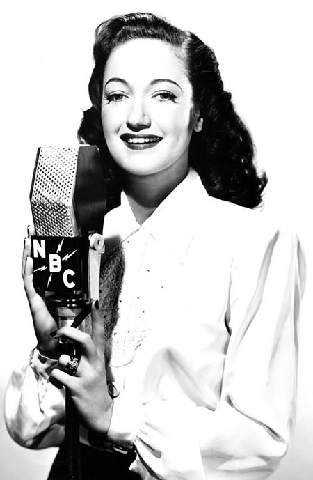 Dorothy Lamour NBC