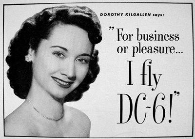 Dorothy Kilgallen Advertisement