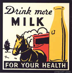 Drink More Milk For Your Health