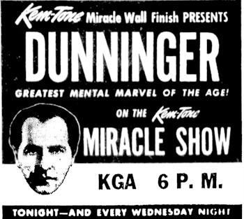 Dunninger