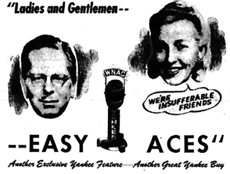 Easy Aces Advertisement
