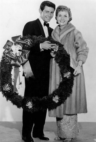 Eddie Fisher and Deb Reynolds
