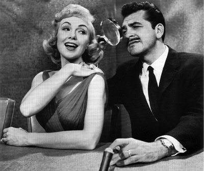 Enie Adams and Ernie Kovacs