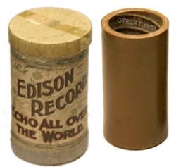 Wax Cylinder