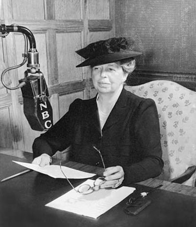 Eleanor Roosevelt Radio Show