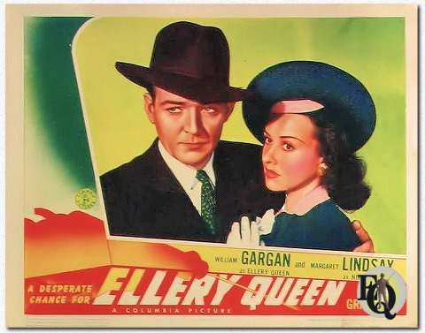 Ellery Queen Movie Poster