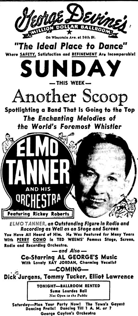 Elmo Tanner