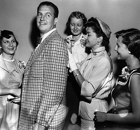Esther Williams and Ben Gage