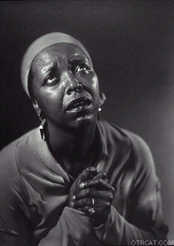 Ethel Waters publicity still circa 1939vaudeville, radio, films and television.