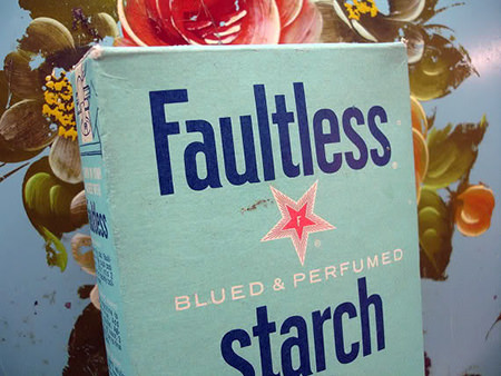 Faultless Starch Time