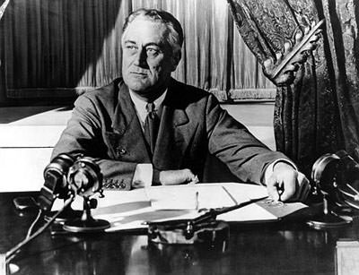 FDR Fourth Term
