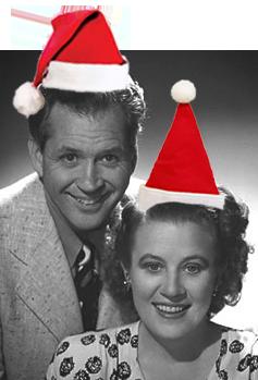 Fibber Christmas