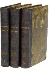 Wuthering Heights First Edition