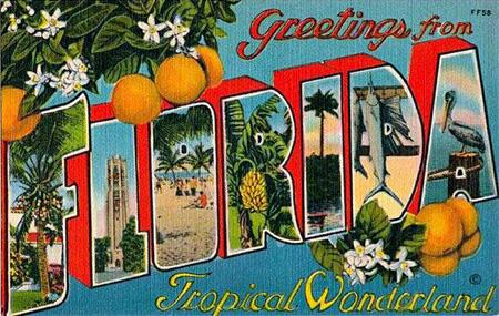 1950s Florida